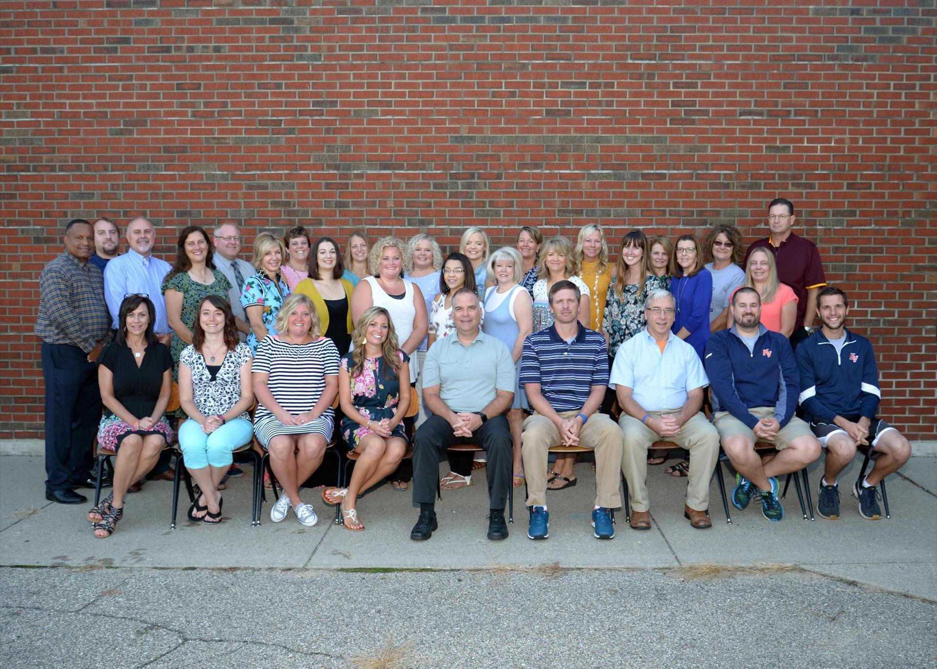 2018-19 West Elem Staff