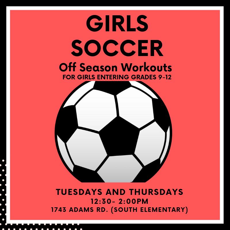 HS girls soccer