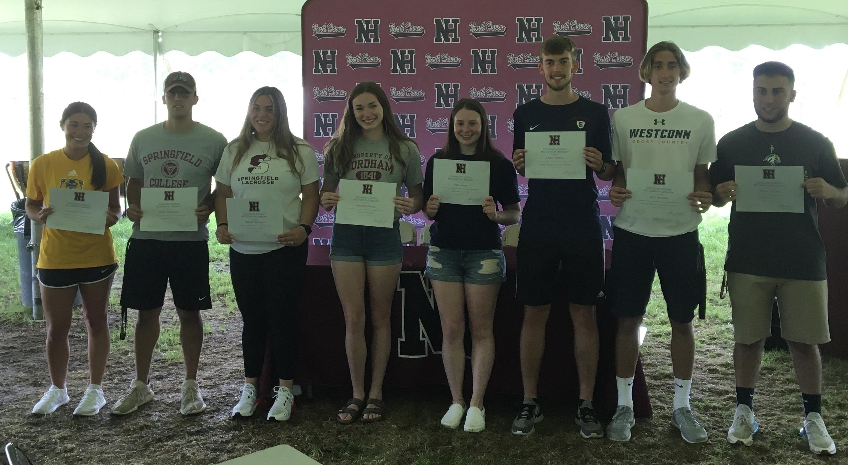 Student-Athletes going to college