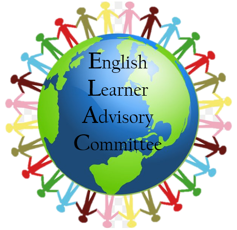 English Learner Advisory Council working all together