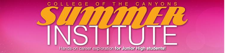 COC Summer Institute