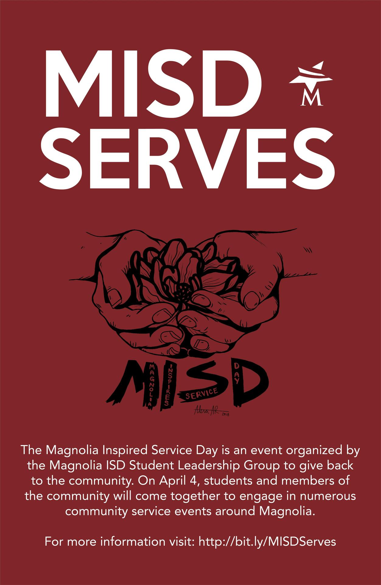 Second Annual MISD Serves looking for projects and volunteers