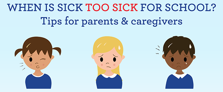 When is sick too sick?