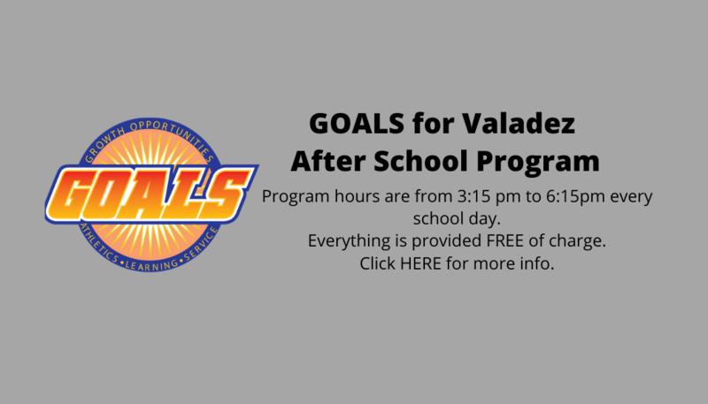 GOALS After School Program