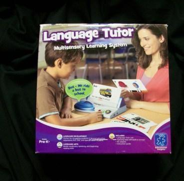 Language Tutor program