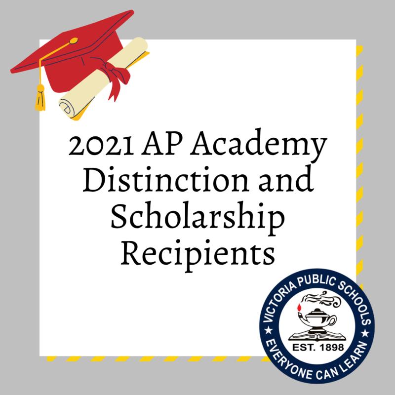 2021 AP Academy Distinction and Scholarship Recipients Thumbnail Image
