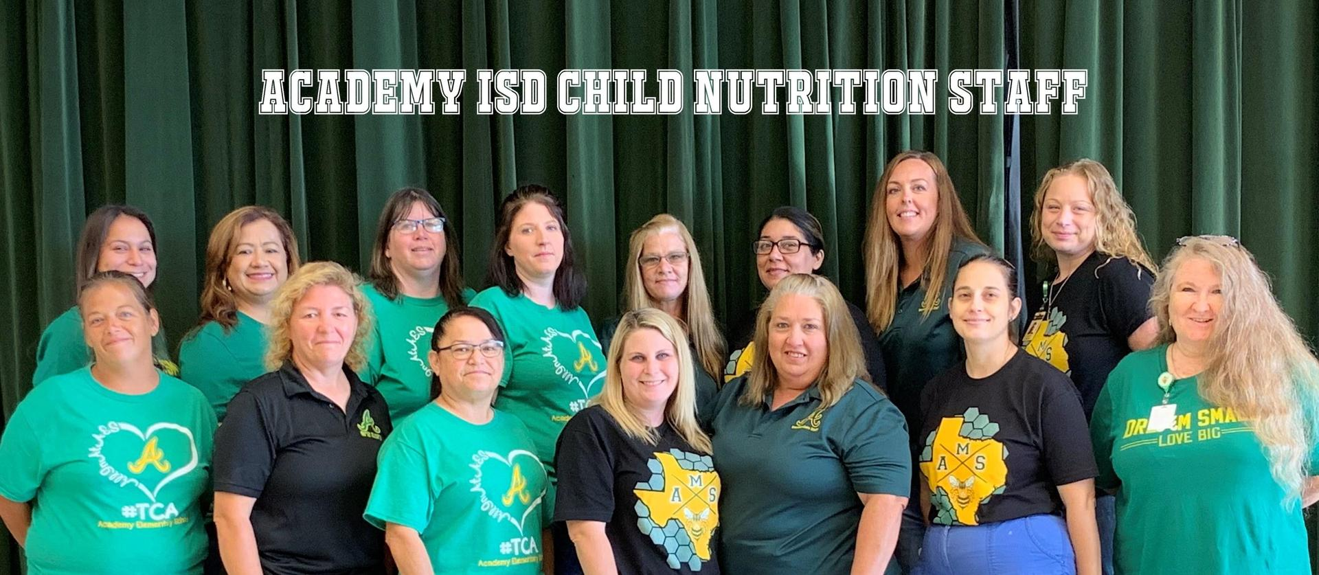 AISD Cafe Staff
