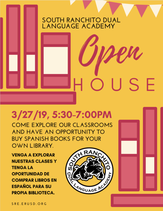 Open House, 3/27