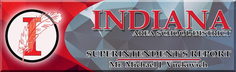 Superintendent's Report Logo
