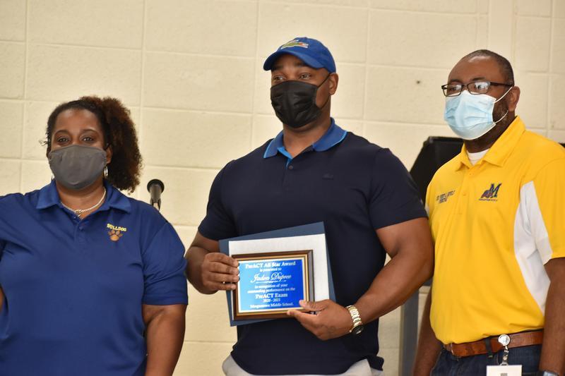 Morgantown ACT awards