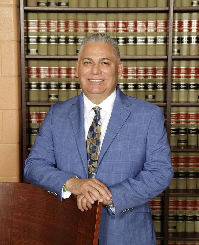 Wishing Dr. Garcia a Happy Boss's Day! Featured Photo