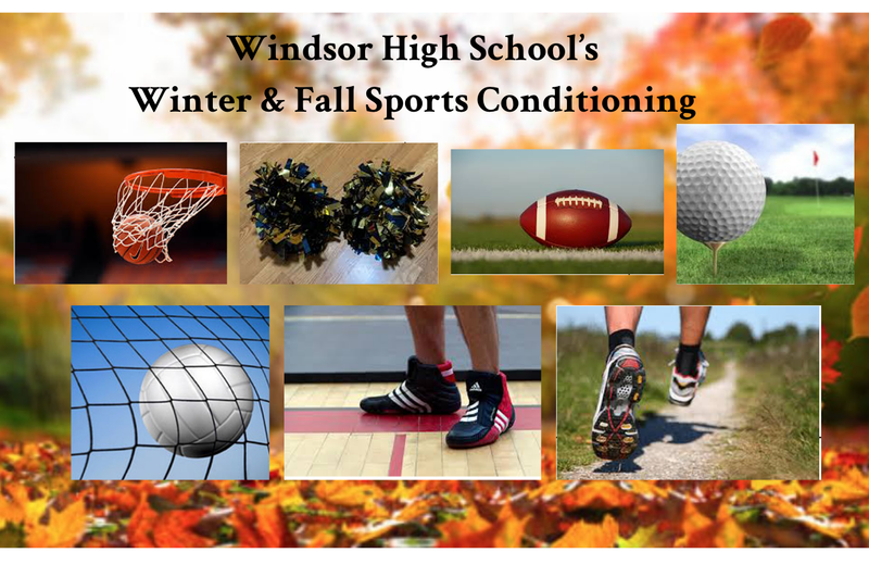 WHS Sports Conditioning