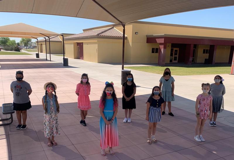 Mrs. Gray's 3rd Grade Class Loves