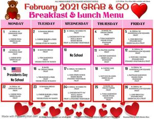 Grab & Go Feb