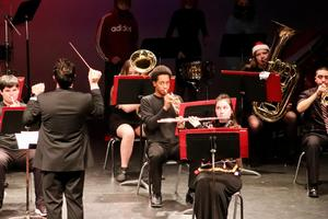 WHS BAND Christmas Concert