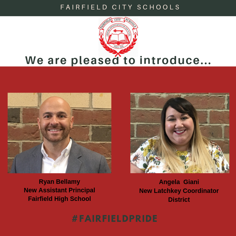 Board of Education Hires New FHS Assistant Principal and District Latchkey Coordinator Featured Photo