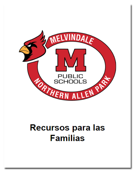Family Resource Guide Spanish