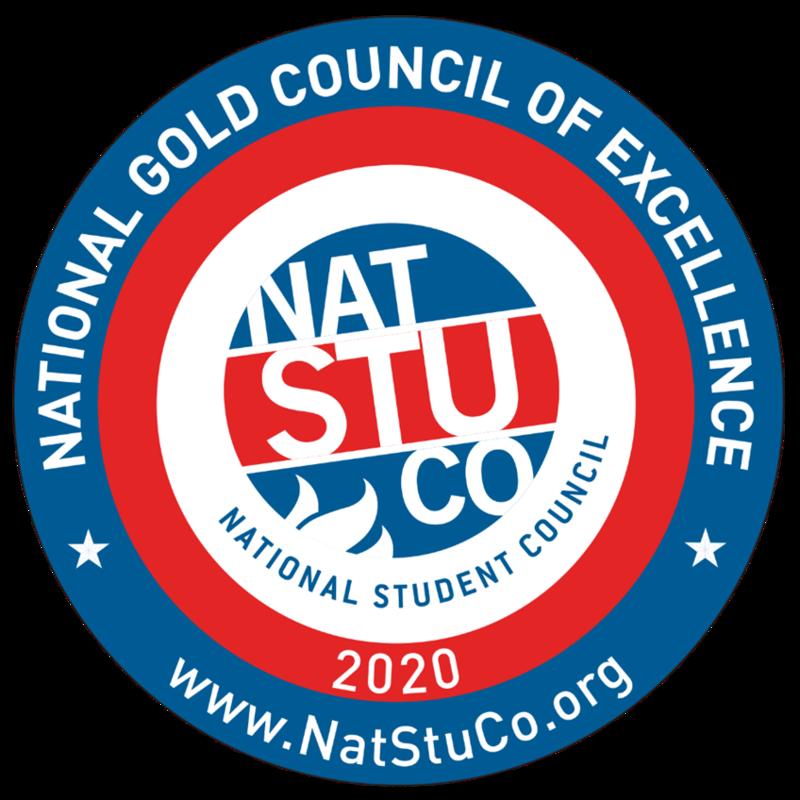 Nat student council logo