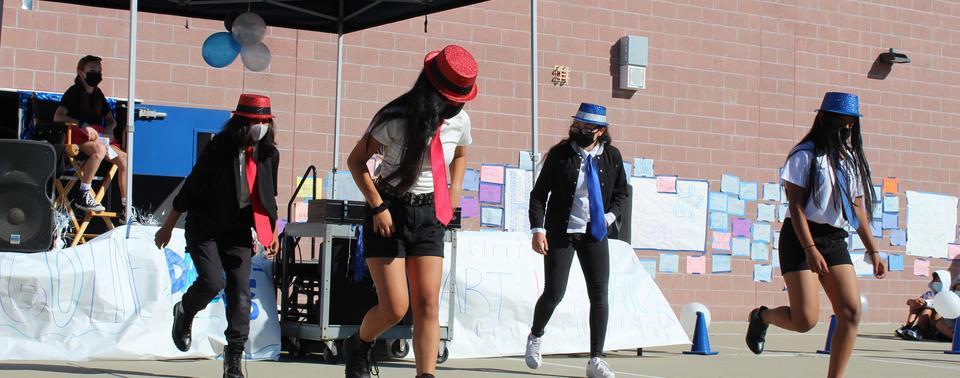 Line Dance Assembly
