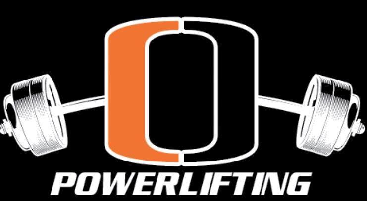OHS Powerlifting logo