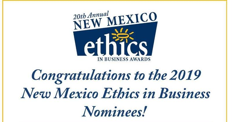 head of school nominated for nm ethics in business award