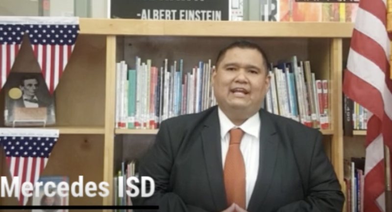 Mercedes ISD Transition Plan Video Featured Photo