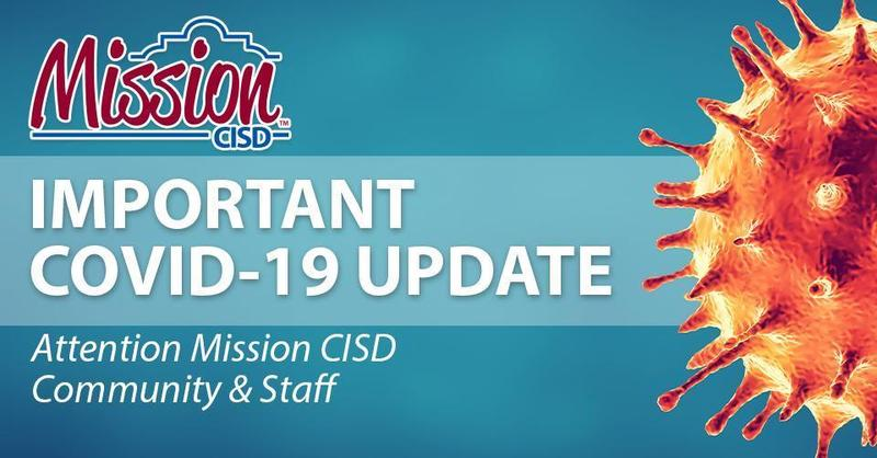 MCISD COVID-19 Important Update