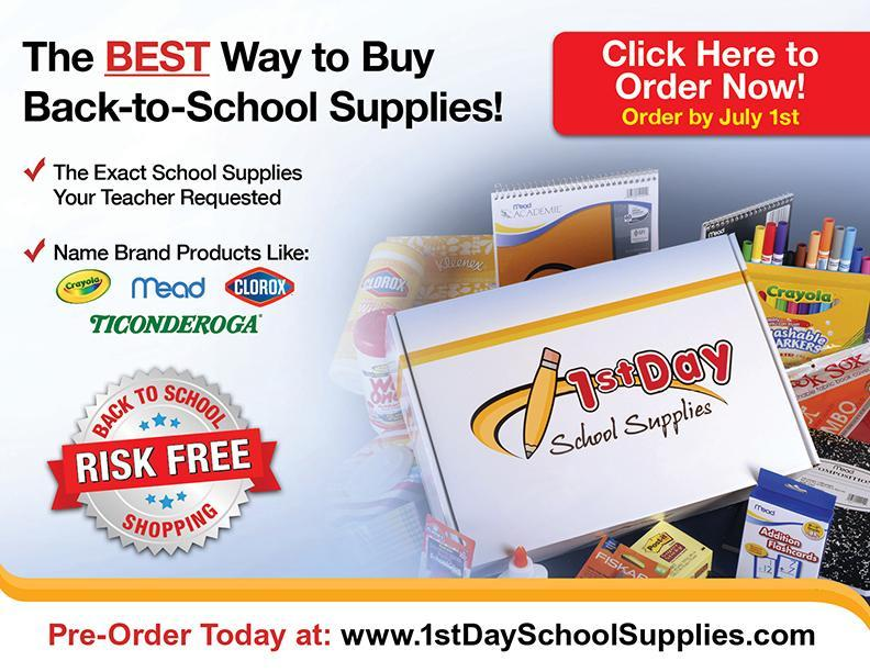 Main PTO School Supply Kits for 2020-2021 Featured Photo
