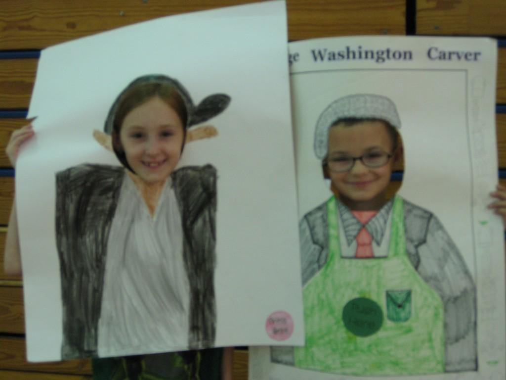 Wax Museum-George Washington Carver