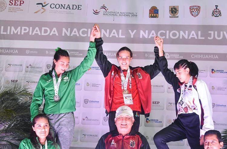 Campeona Nacional juvenil en la prueba de 100mts: alumna del Instituto Cumbres Campeche Featured Photo