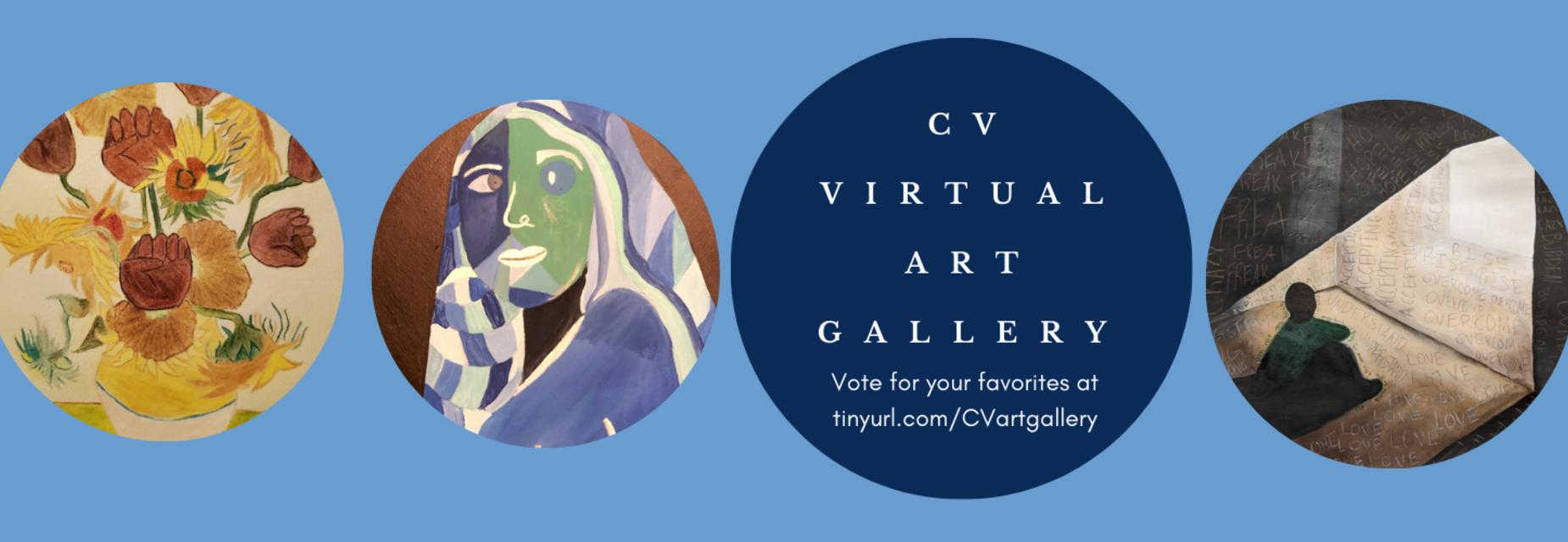 CV Virtual Art Show