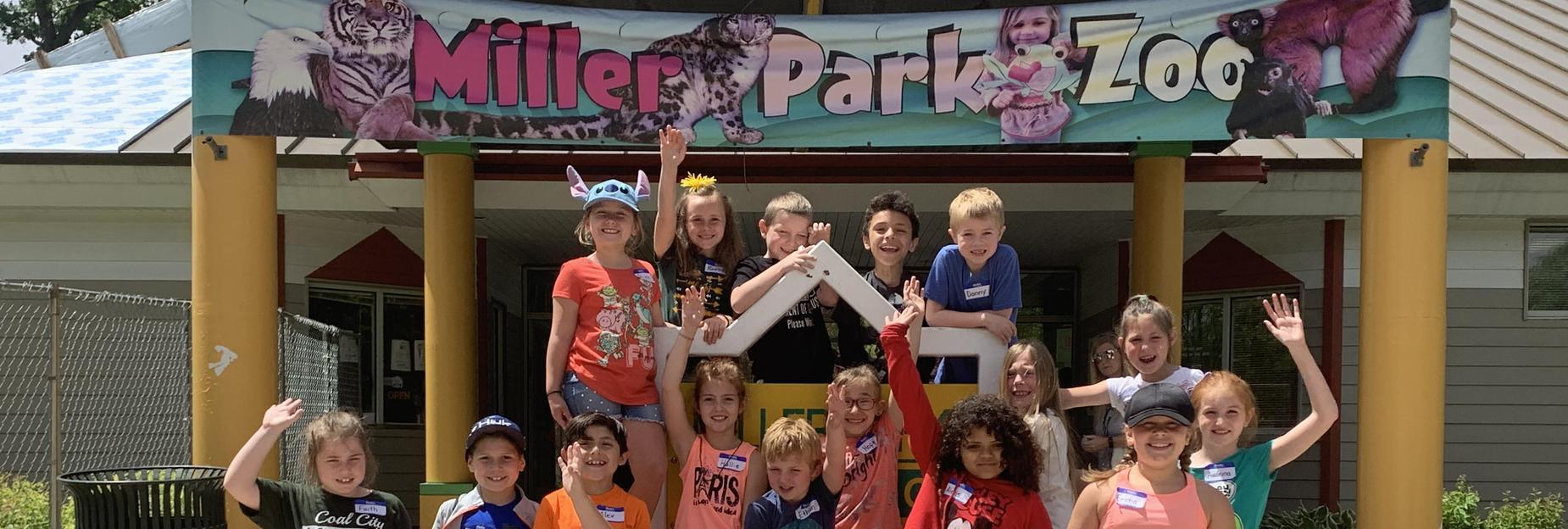 Fun at Miller Park Zoo