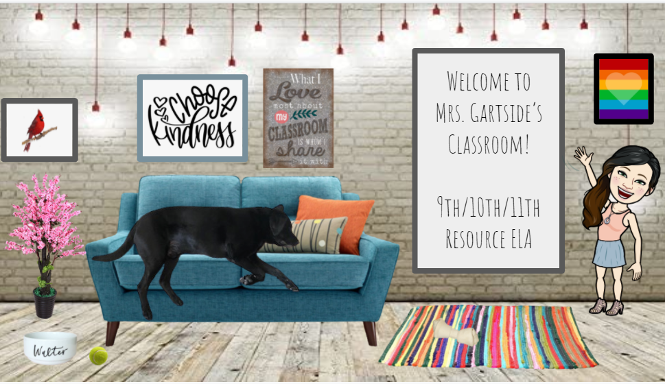 Welcome to my Google Classroom Page!
