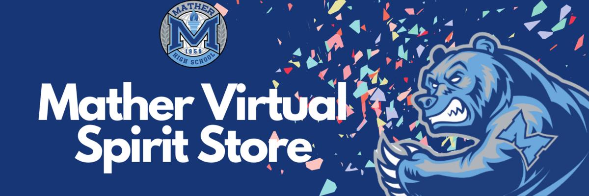 MHS Virtual Store Header