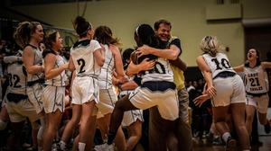 Lady Eagles WIn State