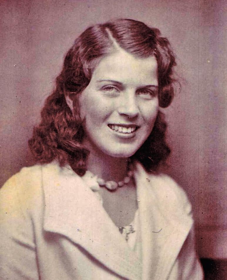 Margaret's friend Blanche Palais