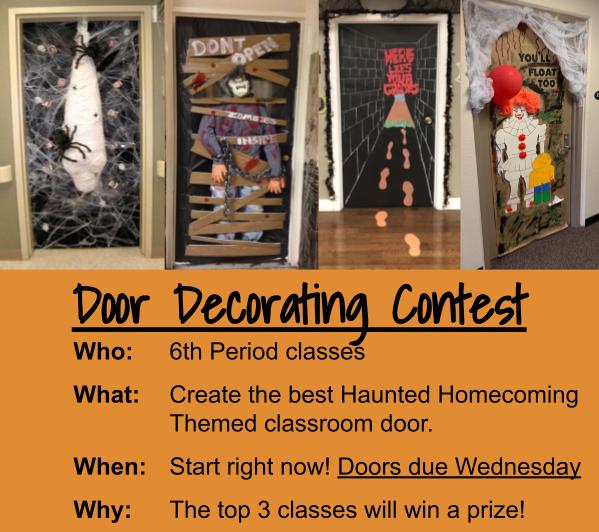 door contest