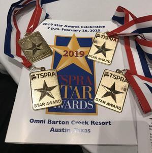 TSPRA Medals
