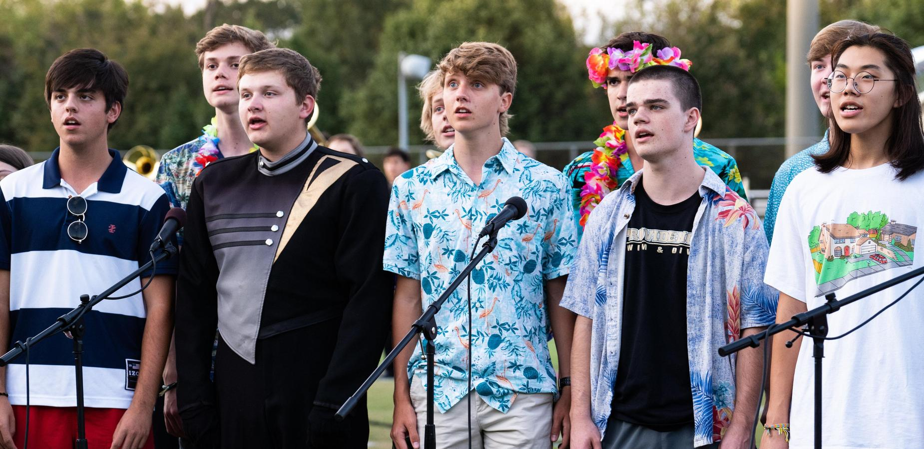 FALL 2019 - Photo Credit:  Mrs. Nicole Jenkins