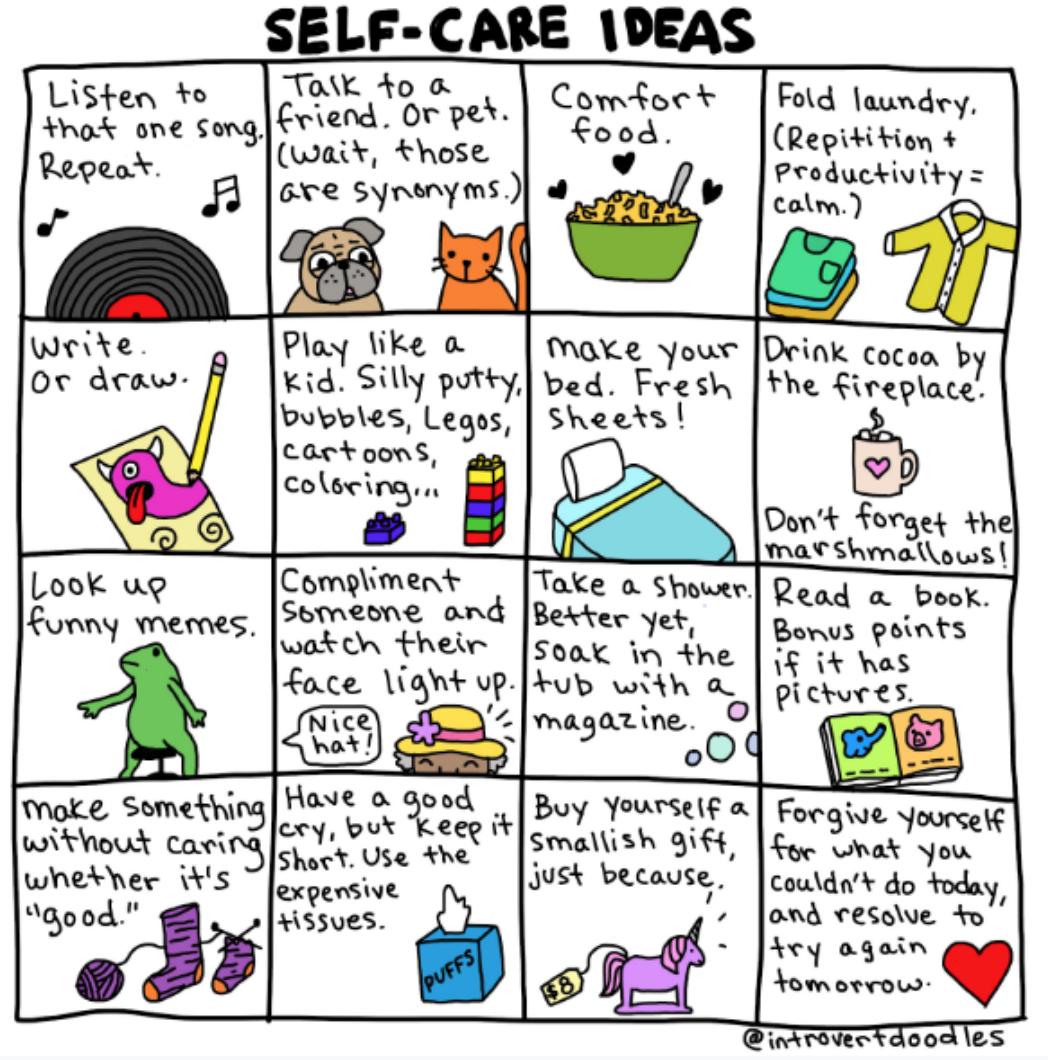 Student Self-Care