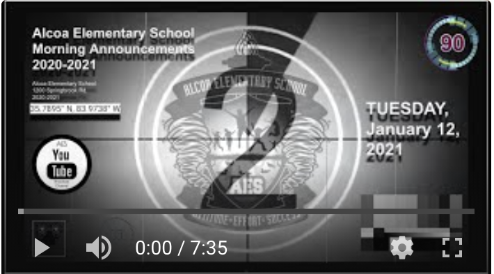 Watch AES Morning News LIVE each day
