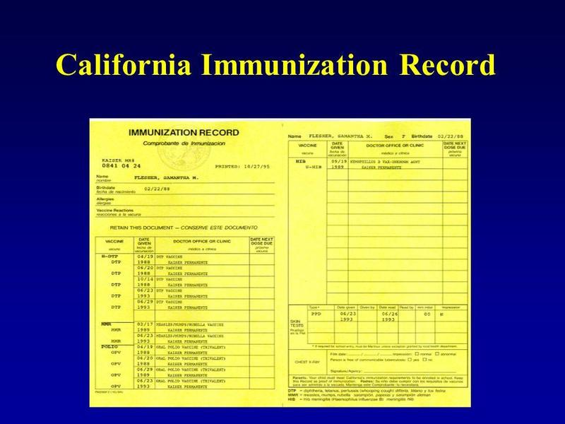 Mandatory Immunization 2019 - 2020 (Click Here) Featured Photo