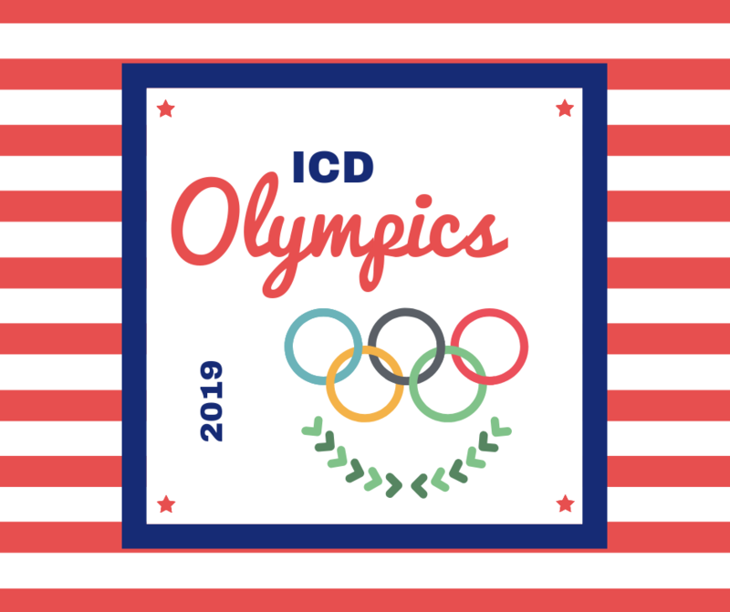 ICD Olympics 2019 - Volunteers & Donations Featured Photo