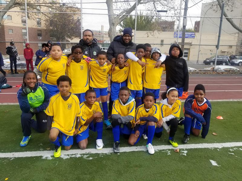 BBL Soccer Team Finishes Second in Championship! Featured Photo