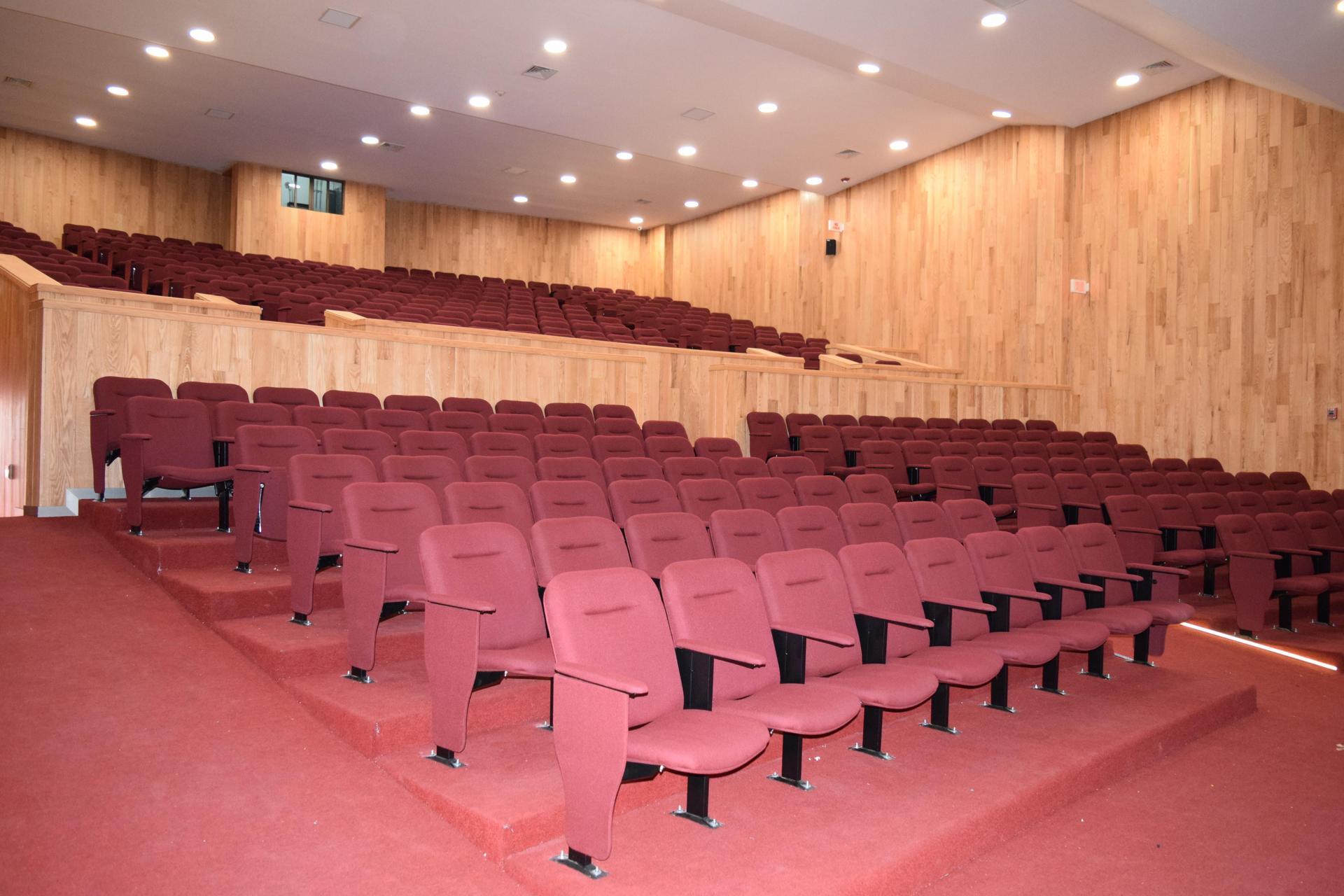 Colegio Sara Alarcón Auditorio