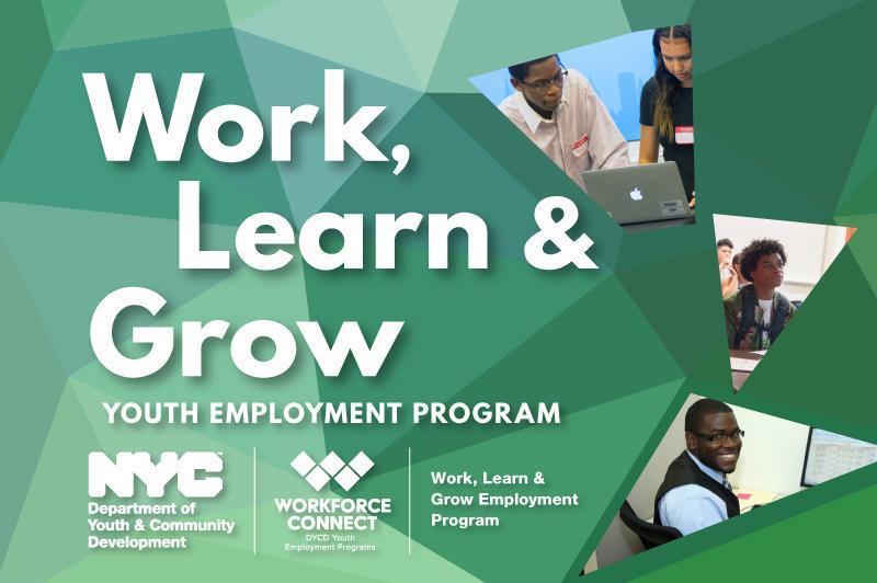 Work, Learn, Grow
