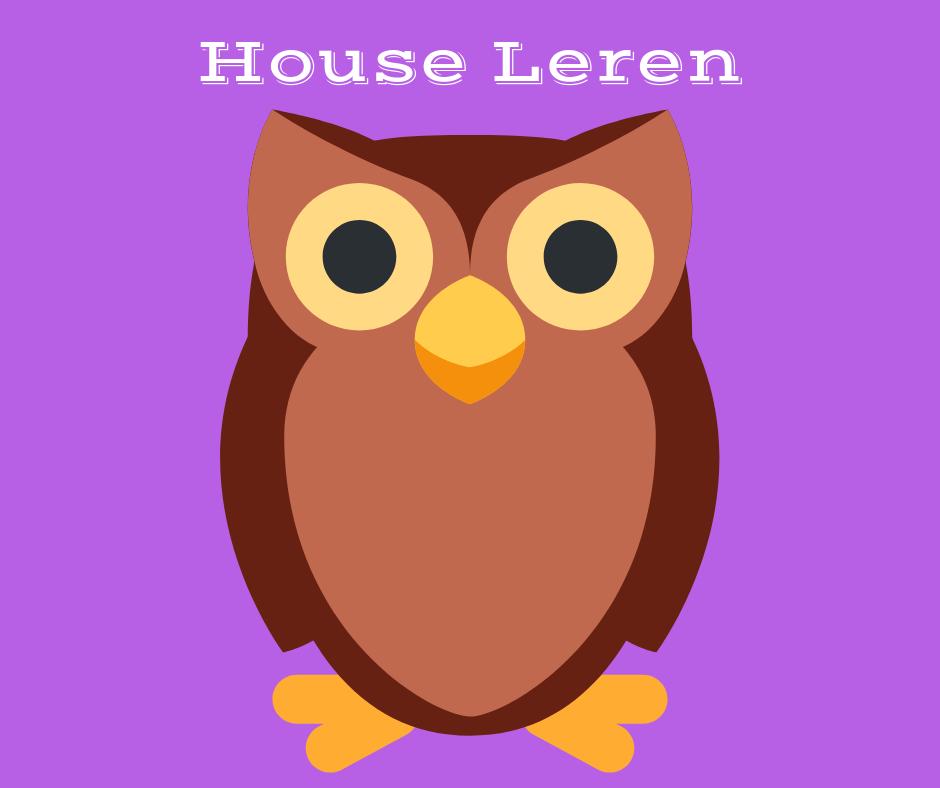 house leren