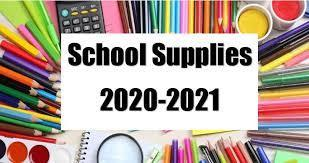 K-8 School Supply List Featured Photo