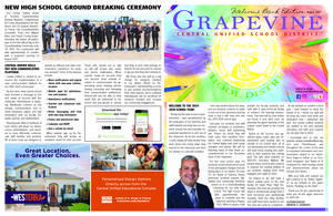 Grapevine Welcome Back