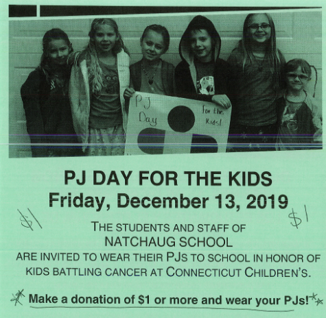 Natchaug PJ Day in support of Connecticut Children's Hospital Thumbnail Image